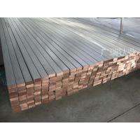 Buy cheap Titanium clad copper Titanium clad copper rod shaped parts from wholesalers