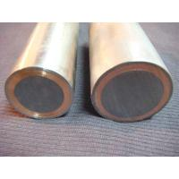Buy cheap Titanium clad copper Titanium copper composite pipe from wholesalers