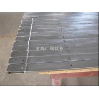 Buy cheap Titanium clad copper Titanium clad copper bar material from wholesalers