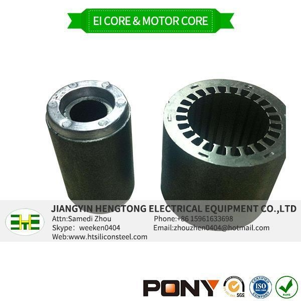 Quality Elevator Traction Motor Core Laminations for sale