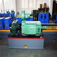 China Fully Automatic Straight Seam ERW Pipe Making Machine Manufactures