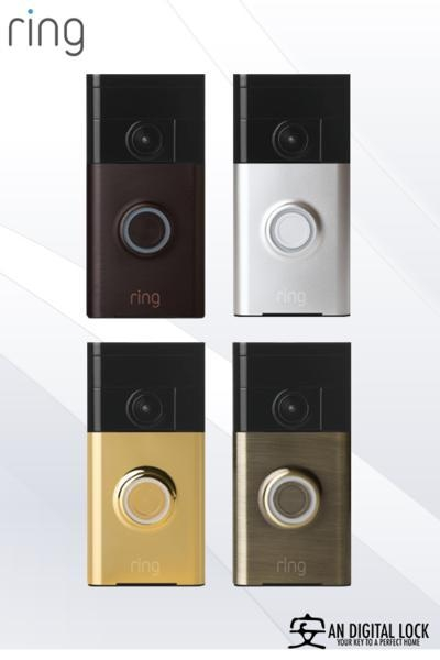 Quality Ring Digital Video Door Bell / Viewer for sale