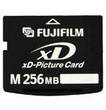 China HS-Fuji 256MB xD Picture Card Type M Memory Card on sale