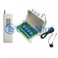 4 CH 5000M Wireless Remote Control Kit Relay Output 30A High Power Feedback Function Manufactures