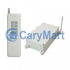 Quality 3 Miles Wireless Remote Control Switch 4 Channel DC Input Output Two-way Working Mode for sale