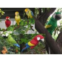 China Simulate animals and insects Parrot on sale