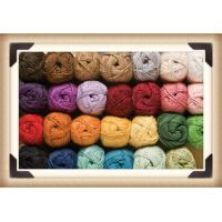 Best-selling spun polyester acrylic knitting yarn for knitted products with high quality Manufactures