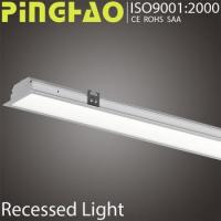 30W Iron body CE low voltage recessed lighting Manufactures