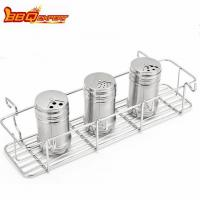 Contact Now Barbecue Parts Stainless Steel Storage Basket For BBQ Oven Grill