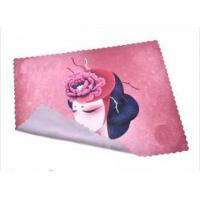 China cleaning cloth China Microfiber Eye Glasses Cleaning Cloths Manufacturers on sale