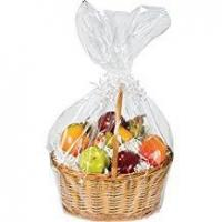 Basket Cellophone Bags Treat Cello Plastic Gift Bags Manufactures