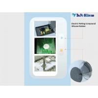 China Electric Potting Compound Silicone Rubber on sale