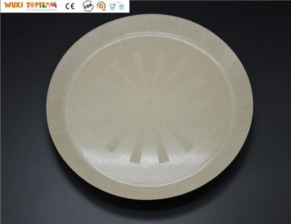 """Quality TM-0230-BIO 12"""" Degradable Round Frost Tray for sale"""