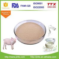 Strong milk flavor for S Manufactures