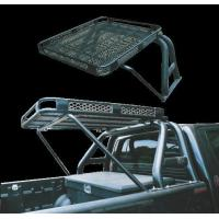 TOYOTA SERIES Steel Powder Coated Roof Rack With Steel Roll Bar