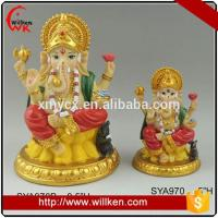 China Animal Statues Polyresin Hindu God item-Baby Ganesh on sale