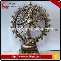 China Animal Statues Wholesale Resinic hindu god statues for sale on sale