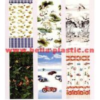 China PVC film for shower curtain on sale