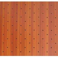 Sound- absorbing panels Wooden Perforated Acoustic Panel (V32/3-10/15) Manufactures