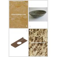 Turkey Gold Imperial Medallion Square 50X50Cm And Sinks Granite Sinks Jiangxi Green Sink Manufactures