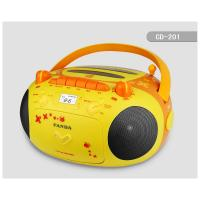 China Portable CD Players CD-201 on sale