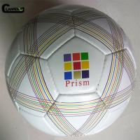China Hand stitched soccer ball on sale