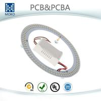 Buy cheap PCB Assembly Aluminum Based Electronic PCBA Sign Boards from wholesalers