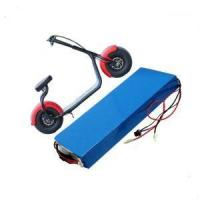 China Lithium Battery Electric Scooter Battery Pack on sale