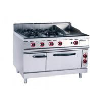 Four Burner Gas Range with Griddle HGR(IGR)-992 Manufactures