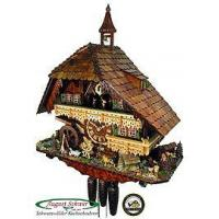 Item:8493384 / 5.8877.01.P Cuckoo Clock of the Year 2008 - Gutach Valley Mill August Schwer Clocks Manufactures