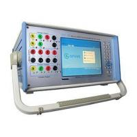 Buy cheap TEST-330 Three phase relay protection microcomputer test system from wholesalers