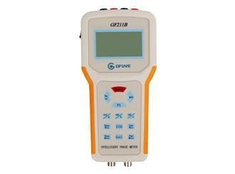 Quality GF211B Multifunction onsite handheld digital phase angle meter for sale