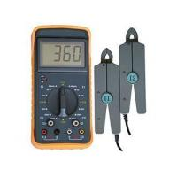 GF211 Electrical double clamp portable phasor meter Manufactures