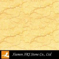 Marble Sunny Yellow Marble Flooring Design
