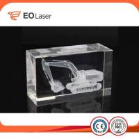 China Laser Engraving Machine Crystal Subsurface Glass Portrait Photo Etching 3D Engraving Machine on sale