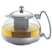 Quality Stainless Steel Series Product Description: S/S teapot with filter for sale
