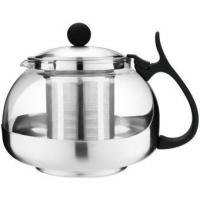 Buy cheap Stainless Steel Series Product Description: Stainless Steel Teapot with Filter & Rubber Handle from wholesalers