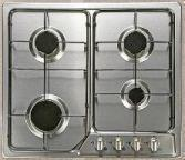 China Built-in Gas Cooker Hob Four Burners for Kitchen Appliance on sale
