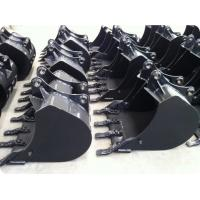 China BACKHOE BUCKET Attachments on sale