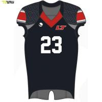 Wholesale Custom American football practice jerseys Sublimation football jersey Manufactures