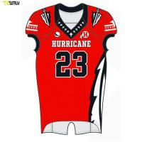 Wholesale custom cheap sublimation american football jersey Manufactures