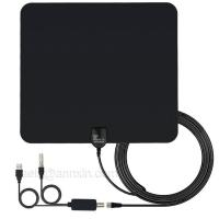 2018 Hot 50 Miles Digital HDTV Indoor Antenna With Amplified Manufactures