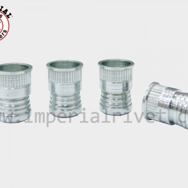 Quality Knurled Threaded Insert ( Nut Insert ) for sale