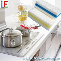 Magic Kitchen Cleaning Sponge Compound PU Manufactures