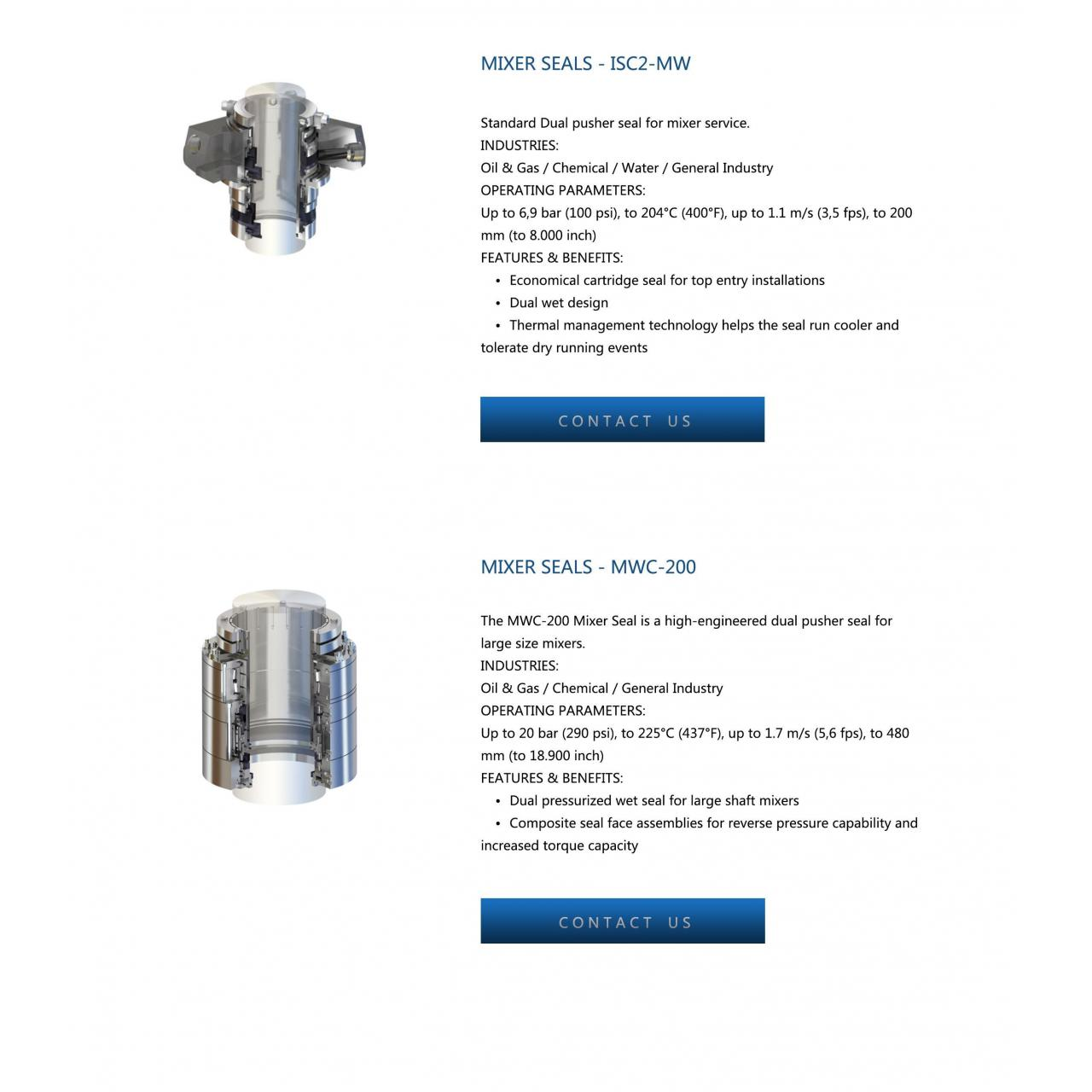 China MECHANICAL SEAL MIXER SEAL on sale