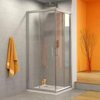China Corner Entry Shower Enclosure Shower Doors & Enclosures on sale