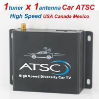 China Car ATSC Digital TV receiver for USA Canada Mexico HD TV tuner freeview on sale
