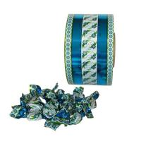 China Pvc Twist Film For Candy Packaging,Candy Twist Film,Metalized Pvc on sale