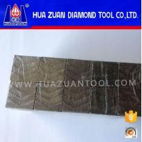 Diamond Tip Cutting Tools Granite Segments Tools Manufactures