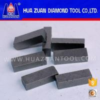Diamond Tipped Tools Stone Diamant Gangsaw Segment Manufactures